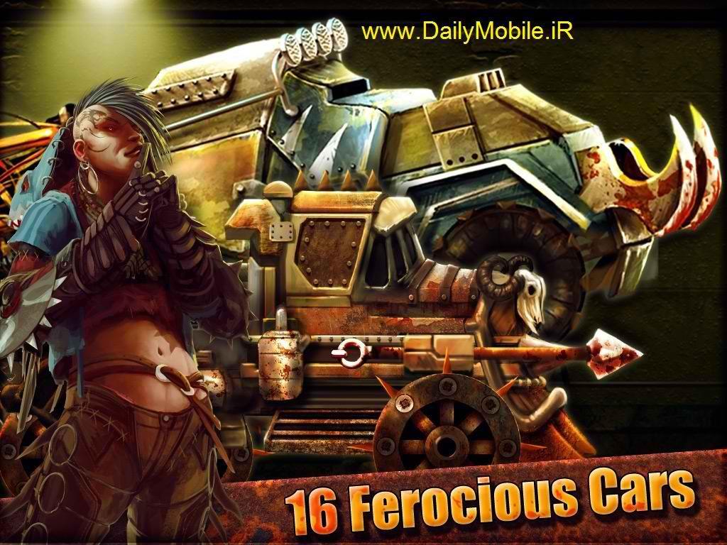 Road Warrior Best Racing Game v1.4.6