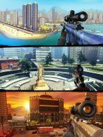 دانلود بازی زیبای تک تیر انداز قاتل برای اندروید Sniper 3D Assassin Gun Shooter