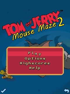 Tom and Jerry Mouse maze2
