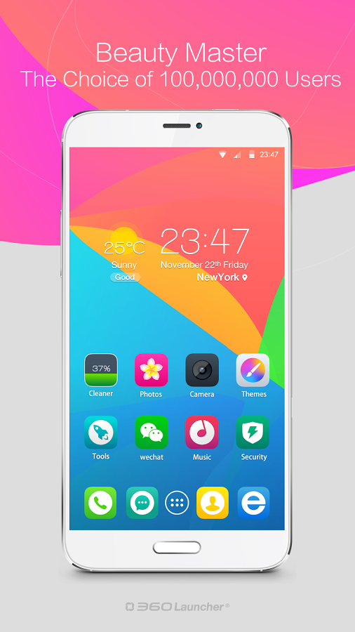360 Launcher Fast Free Themes v6.0.22