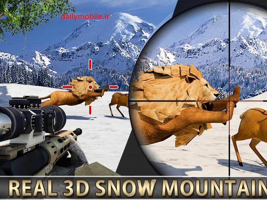 Deer Hunting – 2015 Sniper 3D1