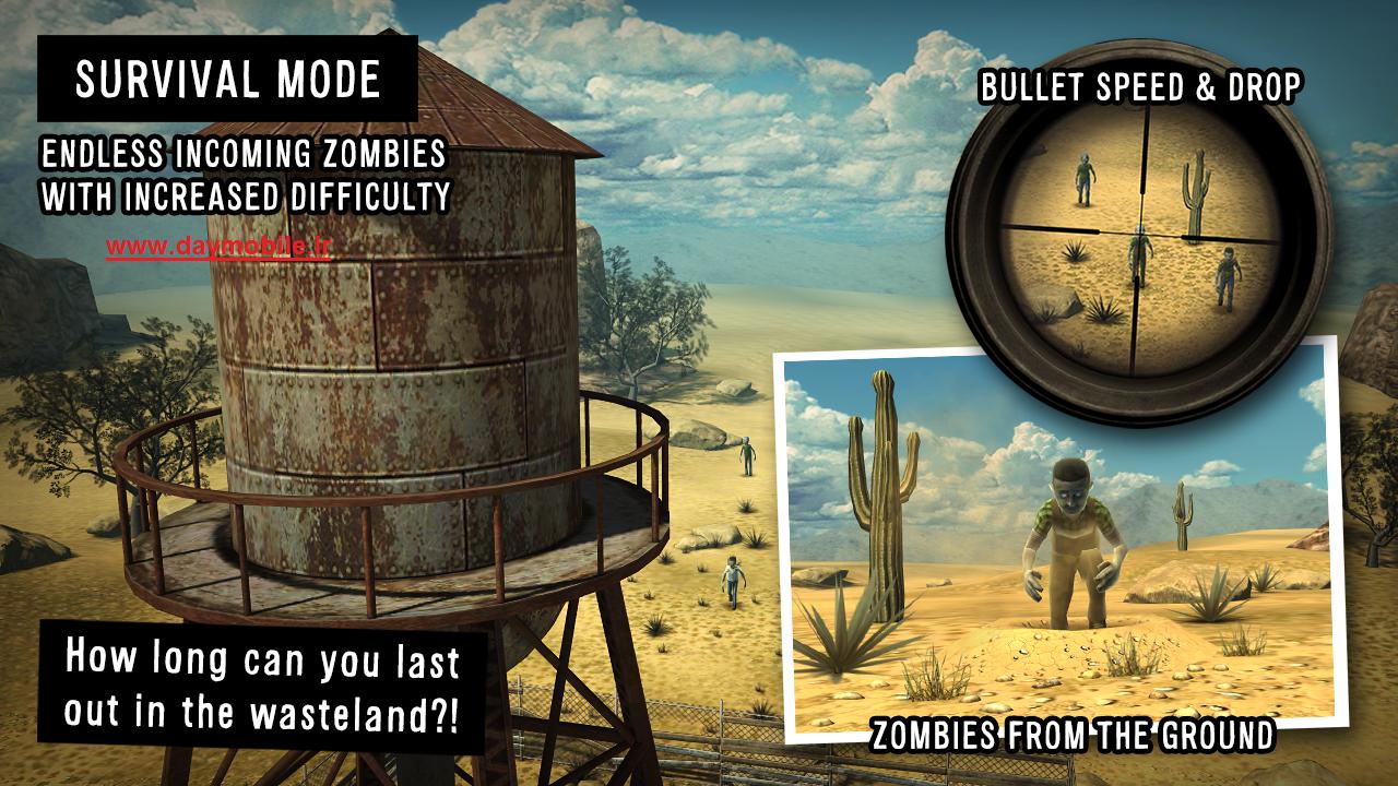 Last Hope - Zombie Sniper 3D