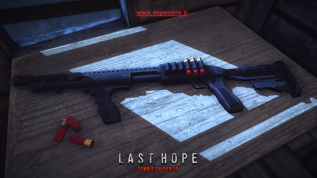 Last Hope - Zombie Sniper 3D8578