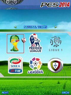 Pro Evolution Soccer 20142