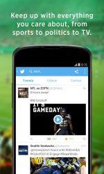 دانلود نرم افزار شبکه اجتماعی توییتر برای اندروید Twitter for android