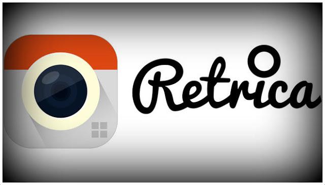 دانلود برنامه ویرایش عکس Retrica Pro برای اندروید