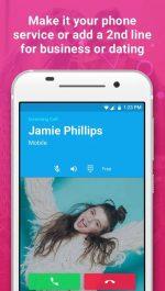 دانلود مسنجر فوق العاده Nextplus Free SMS Text + Calls برای اندروید