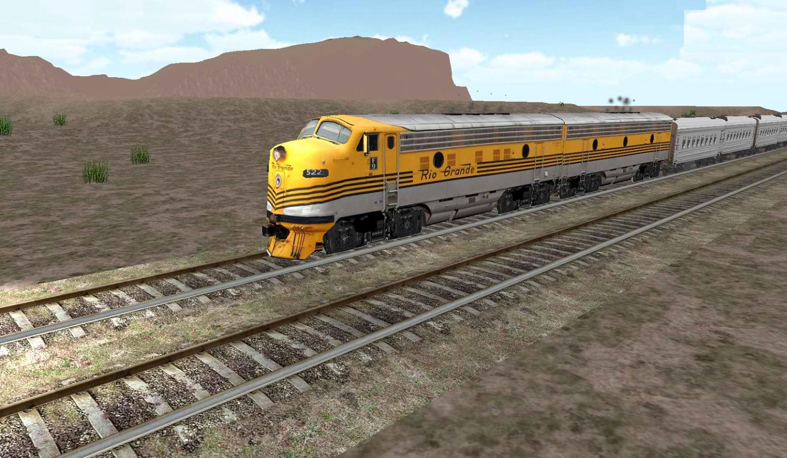 دانلود بازی شبیه ساز قطار برای اندروید Train Sim Pro