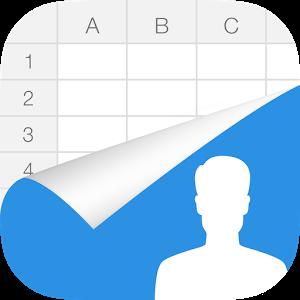 دانلود نرم افزار ExcelContacts برای اندروید