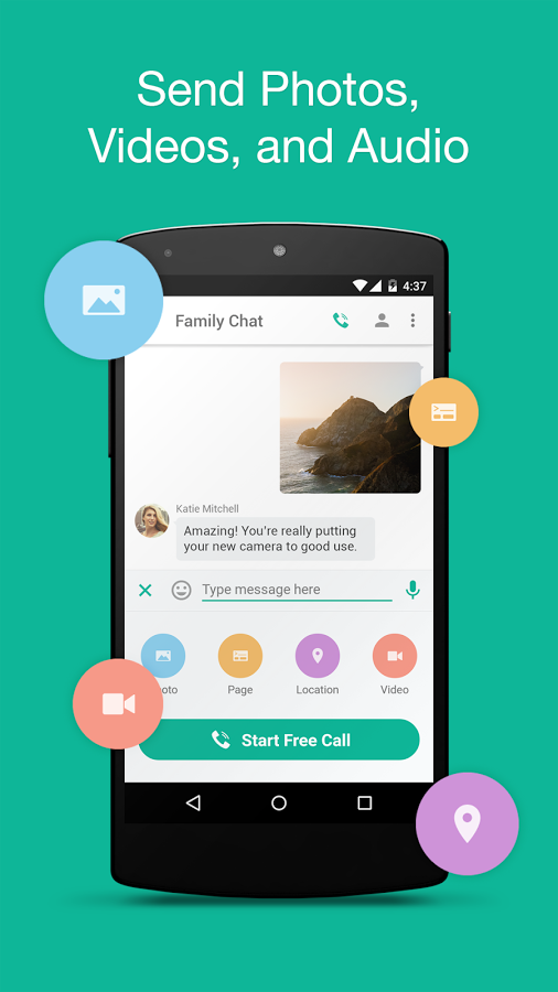 Talkray – Free Calls and Text v3