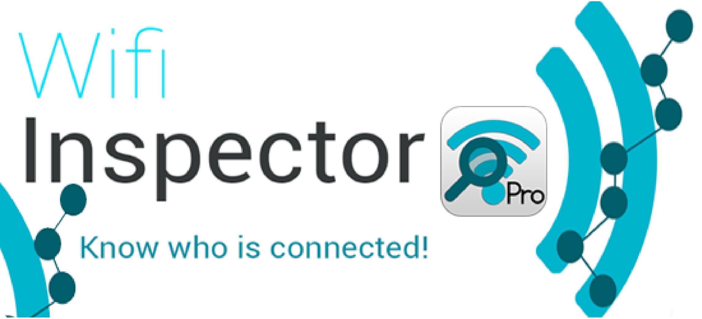 دانلود نرم افزار فوق العاده مدیریت وایفای برای اندروید Wifi Inspector
