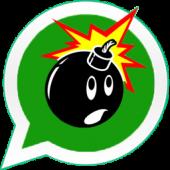 دانلود نرم افزار ارسال پیام پشت سر هم در واتساپ Whatsapp Ultimate Bomber