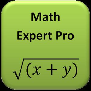 نرم افزار فوق العاده فرمول های ریاضی و فیزیک برای اندروید Math Expert Pro