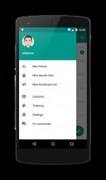 دانلود تلگرام پلاس برای اندروید Plus Messenger