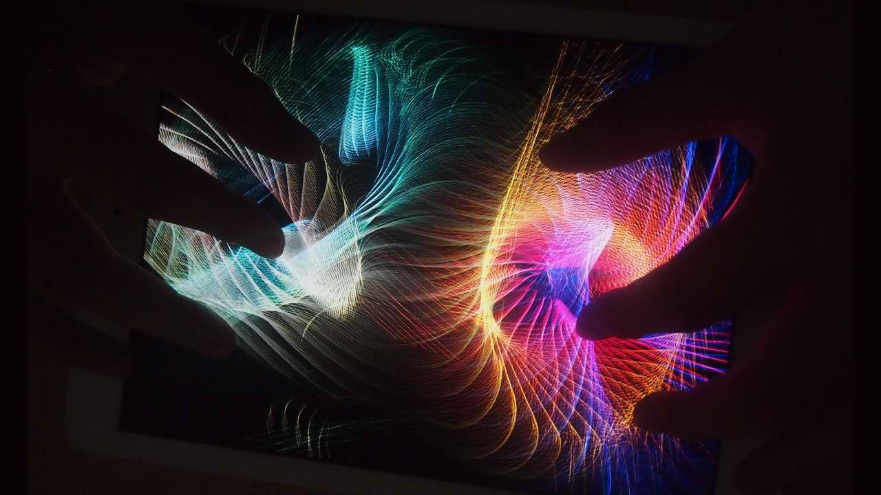 دانلود نرم افزار جالب و سرگرم کننده بازی با رنگ ها برای اندروید Atomus HD