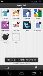 دانلود مرورگر بوت بروزر برای اندروید Boat Browser for Android