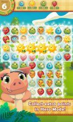 دانلود بازی زیبای قهرمانان مزرعه برای اندروید Farm Heroes Saga