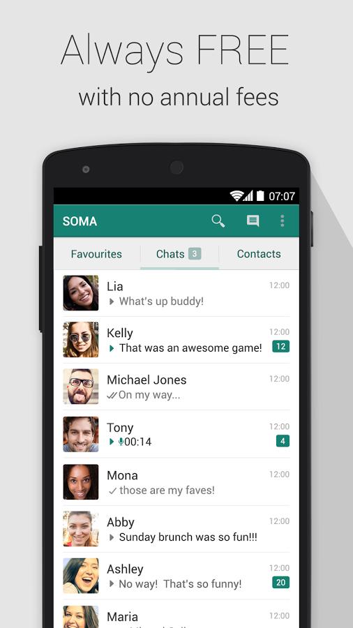 SOMA Messenger 1.0.6