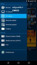 دانلود آخرين ورژن ویدیو پلیر حرفه اندروید Archos Video Player