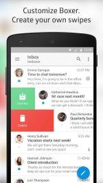 نرم افزار کاربردی مدیریت ایمیل ها Boxer Pro – Free Email Inbox App برای اندروید