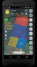 نرم افزار کاربردی مشخص کردن مسافت و مساحت Planimeter – GPS area measure اندروید