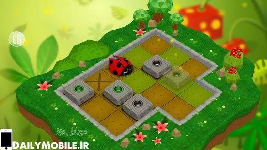 1Sokoban Garden 3D
