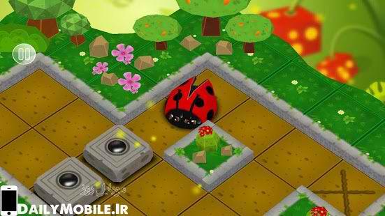 2Sokoban Garden 3D