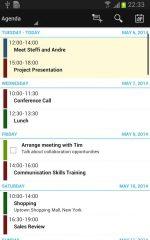 دانلود برنامه تقویم برای اندروید Business Calendar Pro