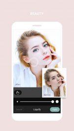 دانلود برنامه ويرايش حرفه اي تصاوير در اندرويد توسط Cymera – Photo Editor, Collage