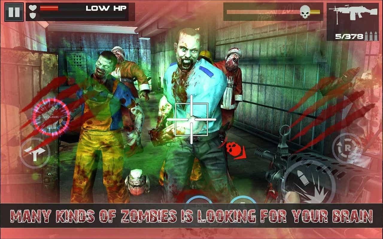 دانلود بازی اکشن هدف مرده: زامبی DEAD TARGET: Zombie