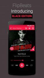 دانلود موزیک پلیر FlipBeats PRO – Best Music Player اندروید