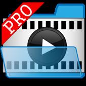 دانلود برنامه پخش پوشه ای ویدیوها برای اندروید Folder Video Player PRO