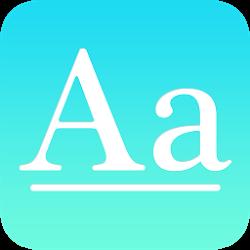 تغيير سريع و آسان فونت اندرويد توسط HiFont - Cool Font Text