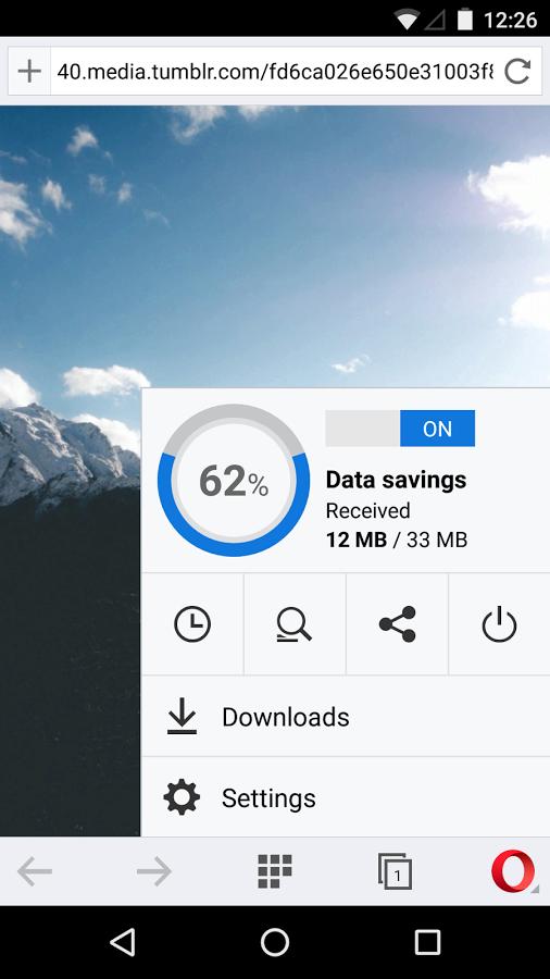 Opera browser3