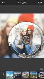دانلود نرم افزار ويرايش عكس PIP Camera-Photo Editor Pro