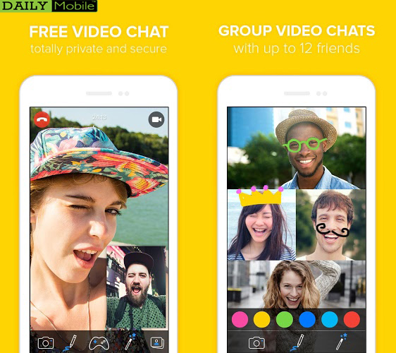 Rounds Free Video Chat & Calls1