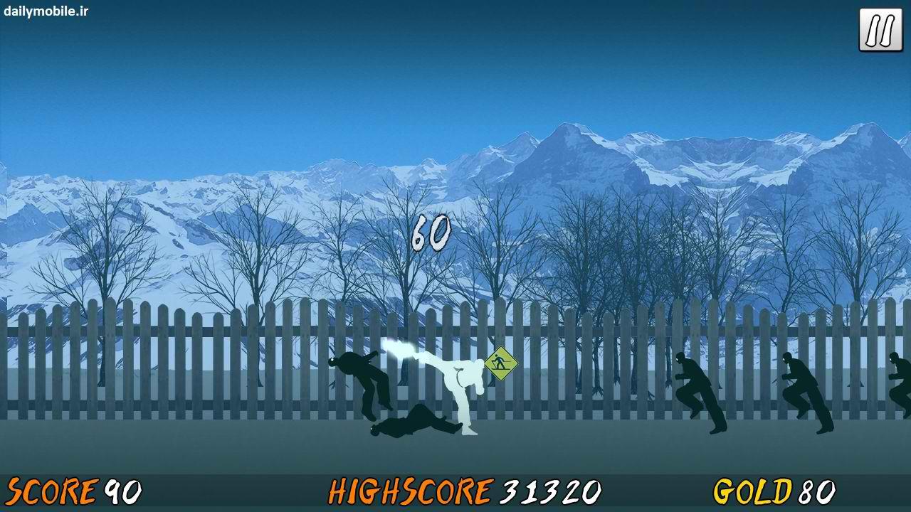 دانلود بازی قهرمان تکواندو برای اندروید Taekwon Hero