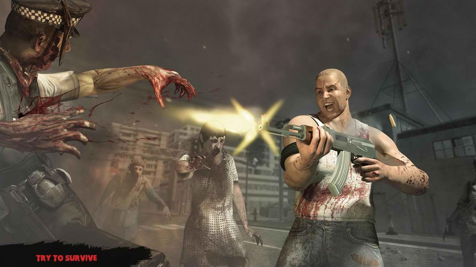 Zombie Defense2