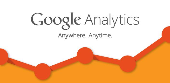 برنامه کاربردی گوگل آنالیز برای اندروید Google Analytics