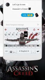 دانلود کیبورد فوق العاده iKeyboard - emoji, emoticons اندروید