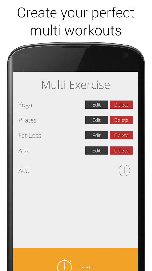 دانلود نرم افزار تمرینات ورزشی در 5 دقیقه 5 Minute Home Workouts اندروید