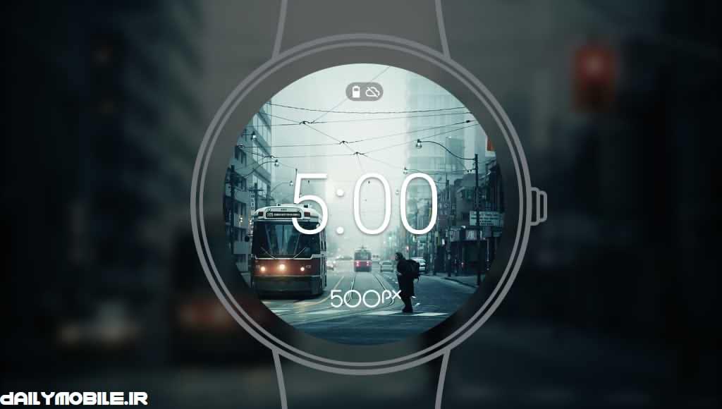 دانلود برنامه دیتا بیس عظیم تصاویر 500px – Discover great photos
