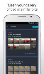 افزایش سرعت و پاکسازی دستگاه های اندروید AVG Cleaner - Phone Clean-Up