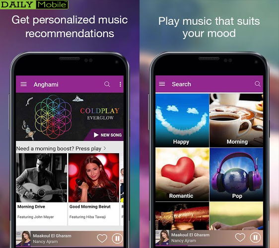 Anghami - Free Unlimited Music1