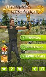 دانلود بازی تیراندازی با کمان برای اندروید Archery Master 3D