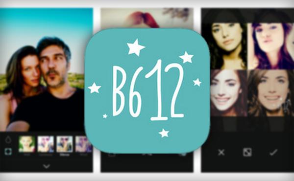 نسخه جدید عکاسی و ویرایش عکس های سلفی B612 - Selfie from the heart