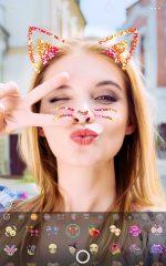نسخه جديد عكاسي و ويرايش عكس هاي سلفي B612 - Selfie from the heart