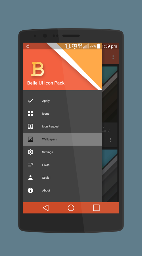 Belle UI (Donate) Icon Pack1
