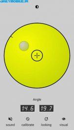 دانلود برنامه تراز مهندسی برای اندروید Bubble level (Spirit Level) APK