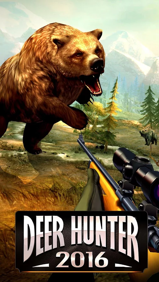 DEER HUNTER 20165888